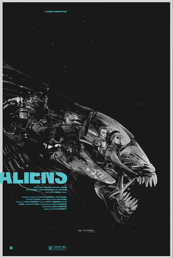 Aliens By Oliver Barrett Home Of The Alternative Movie