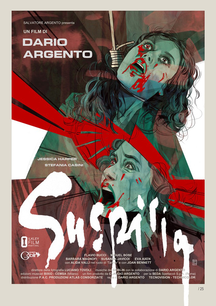 Suspiria by Tula Lotay - Home of the Alternative Movie ...