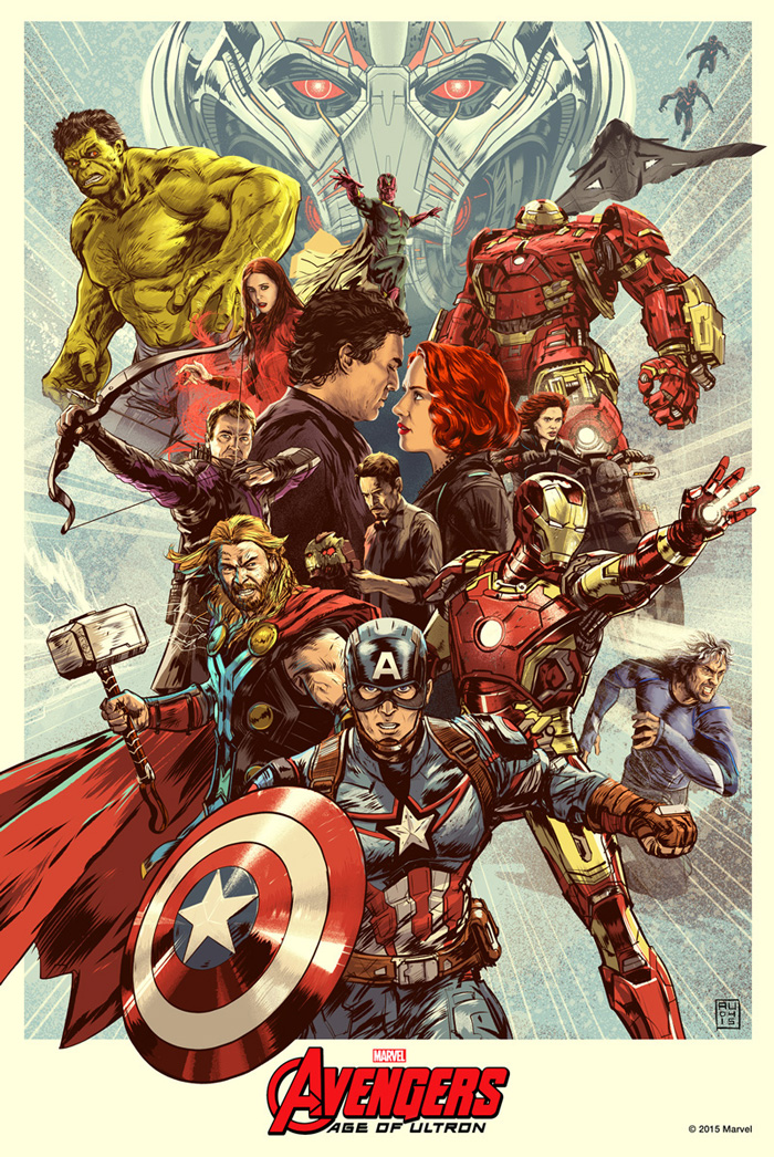 Avengers: Age of Ultron by Aurelio Lorenzo - Home of the ...