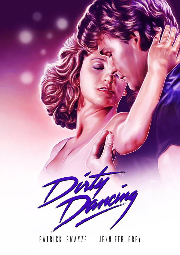 Image result for dirty dancing movie poster