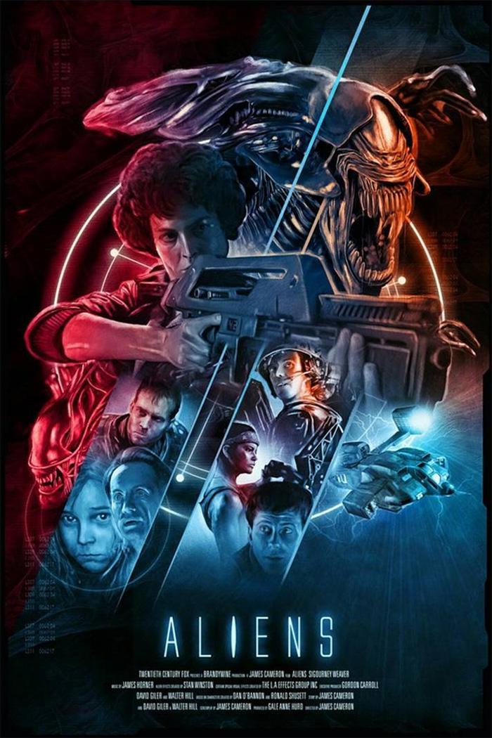 aliens filme