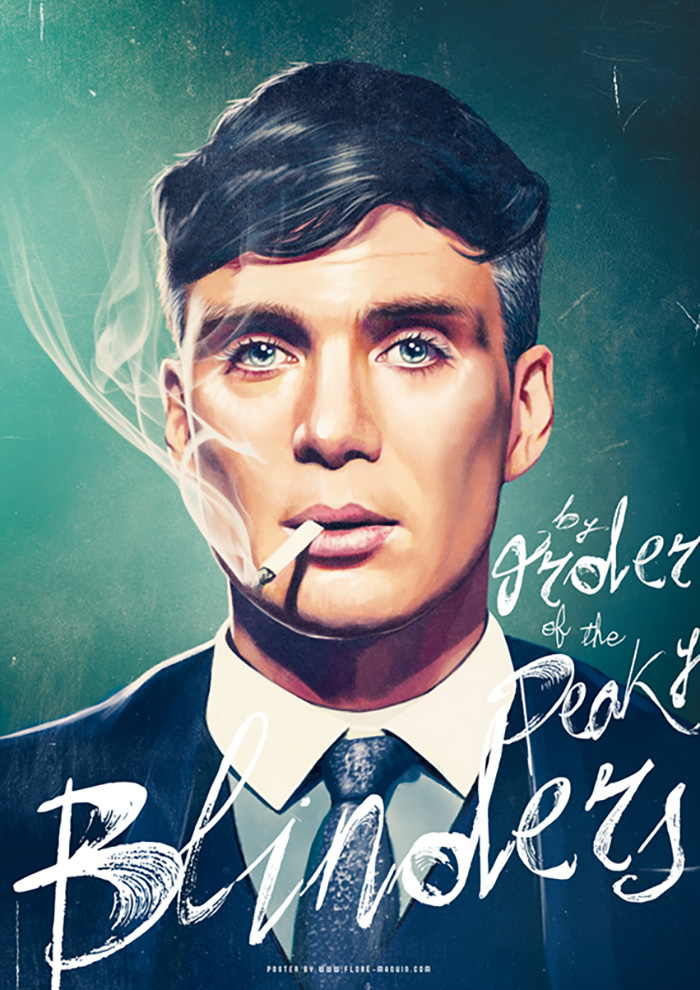 Peaky Blinders by Flore Maquin - Home of the Alternative ...
