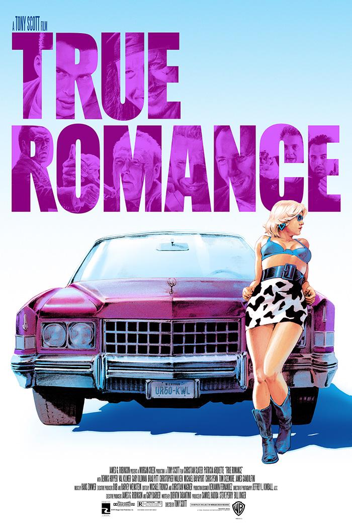 True Romance by Robert Sammelin - Home of the Alternative