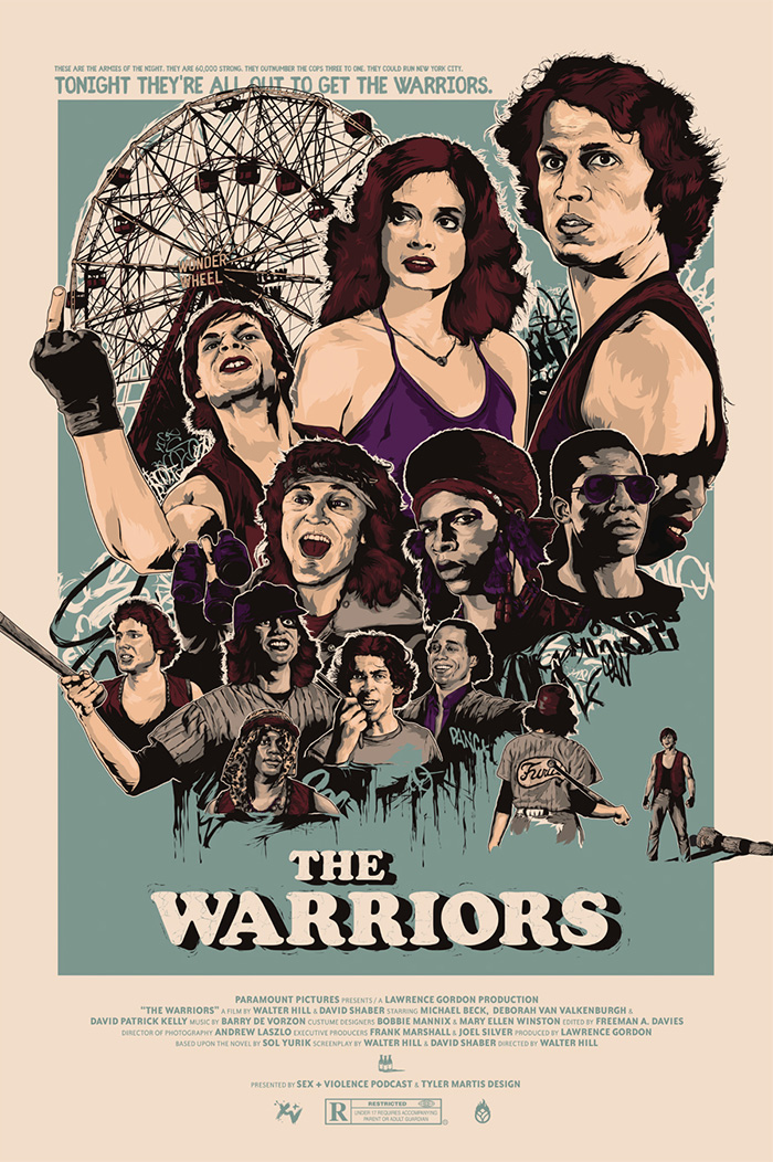 The Warriors by Tyler Martis