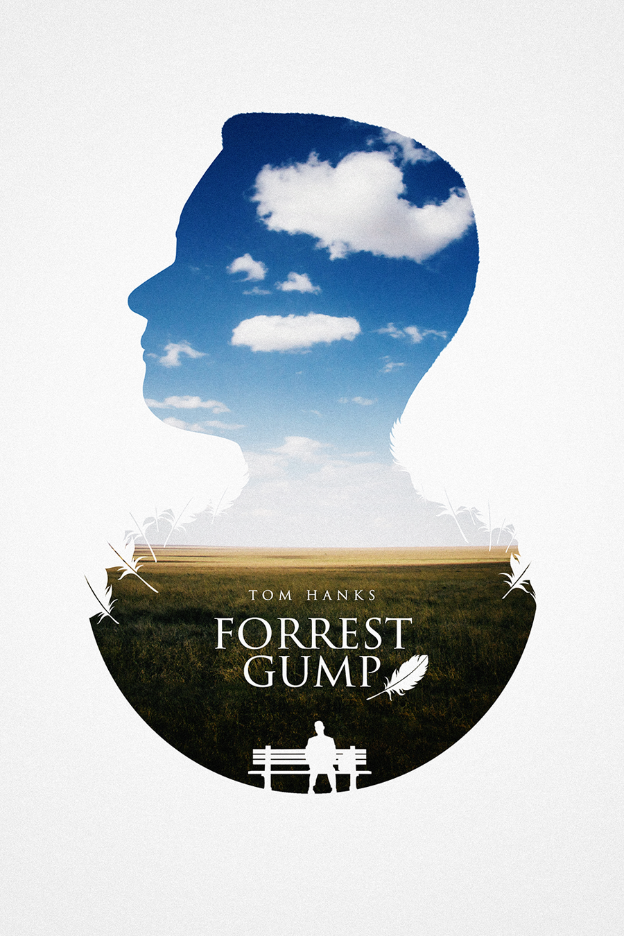 Forrest Gump Archives - Home of the Alternative Movie Poster -AMP-