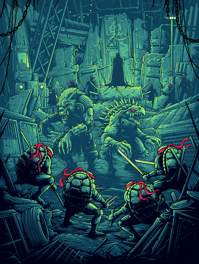 Dan Mumford Archives Home Of The Alternative Movie Poster Amp
