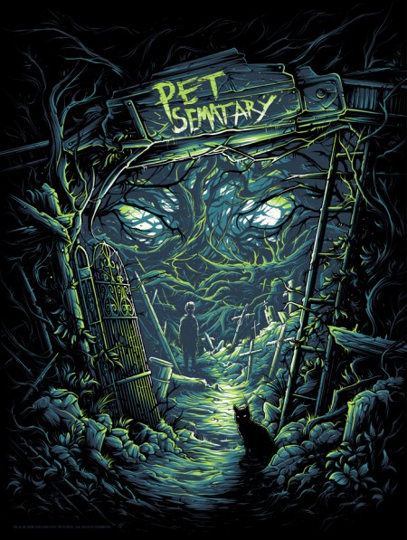 Pet Sematary by Dan Mumford - Regular Edition