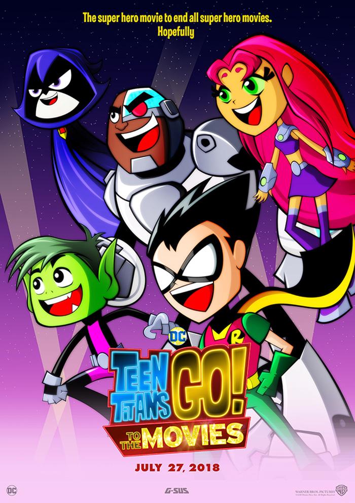 Teen Titans Movie Full Movie