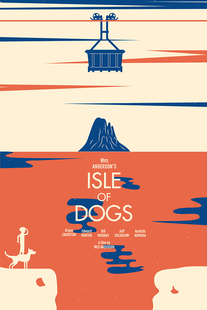 Isle Of Dogs By Jack Niles Home Of The Alternative Movie Poster Amp