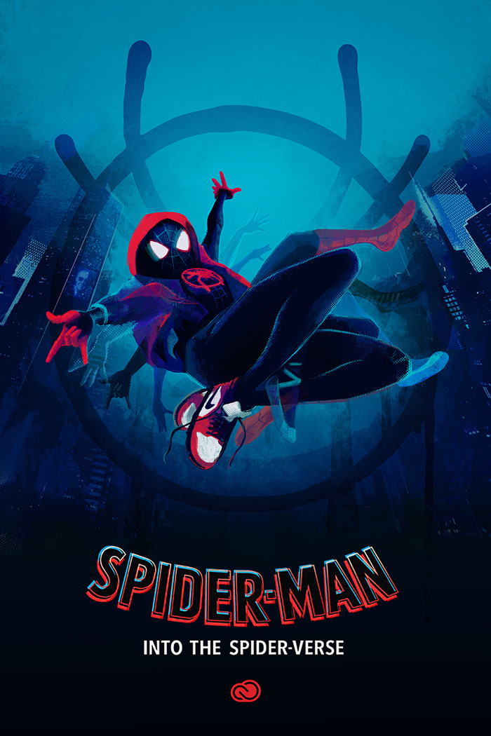 Spider Man Into The Spider Verse By Bella Grace Home Of