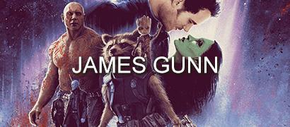 James Gunn AMP Directors