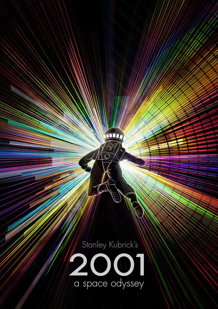 2001: A Space Odyssey by Koushik Gaddam