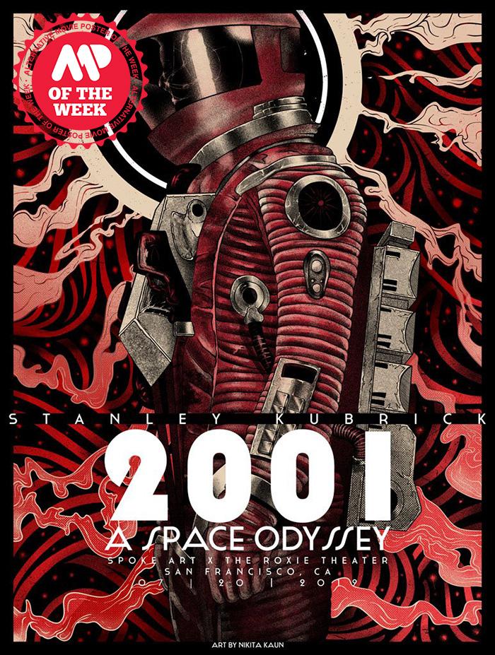 2001: A Space Odyssey by Nikita Kaun