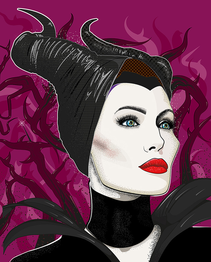 Maleficent By Simon Hawes Home Of The Alternative Movie