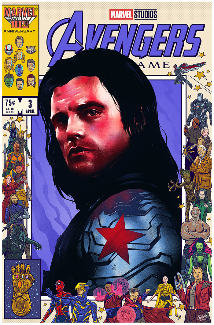 Winter Soldier by Michael Rogers