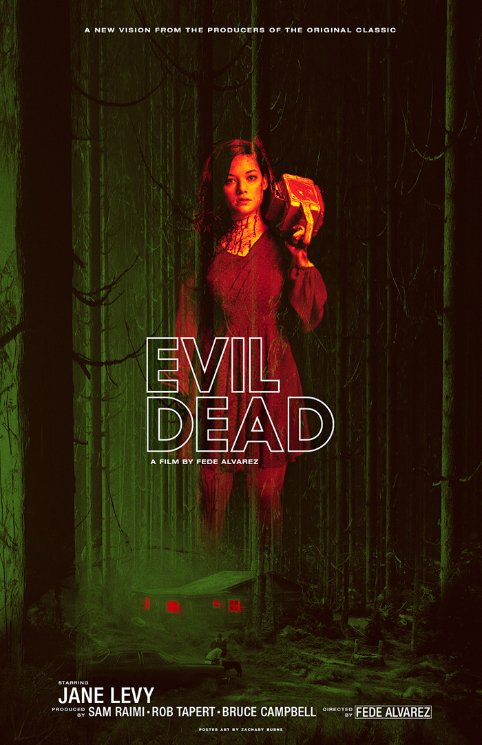 Evil Dead by Zachary Burns