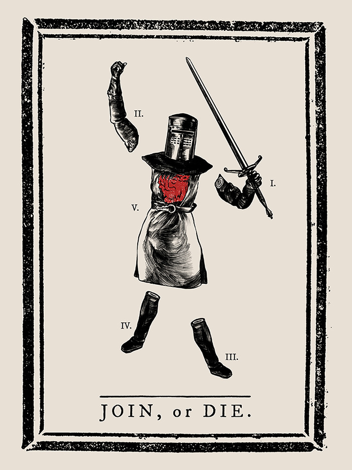 Monty Python and the Holy Grail by Jared Yamahata