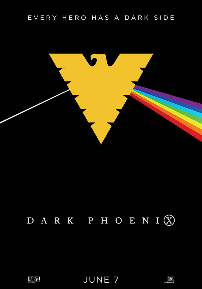 X-Men: Dark Phoenix by Joao Alves Andrade