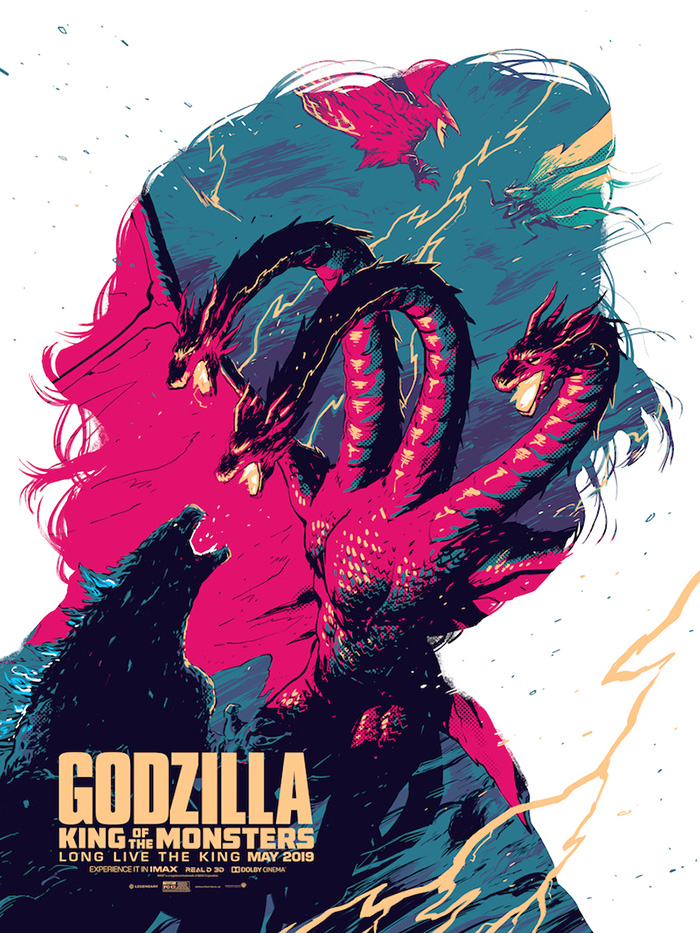 Godzilla: King of the Monsters by Mike Lee-Graham