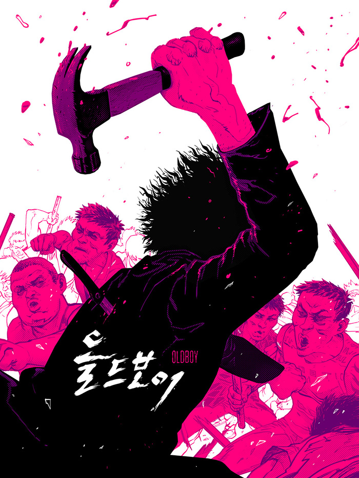 Oldboy by Mike Lee-Graham