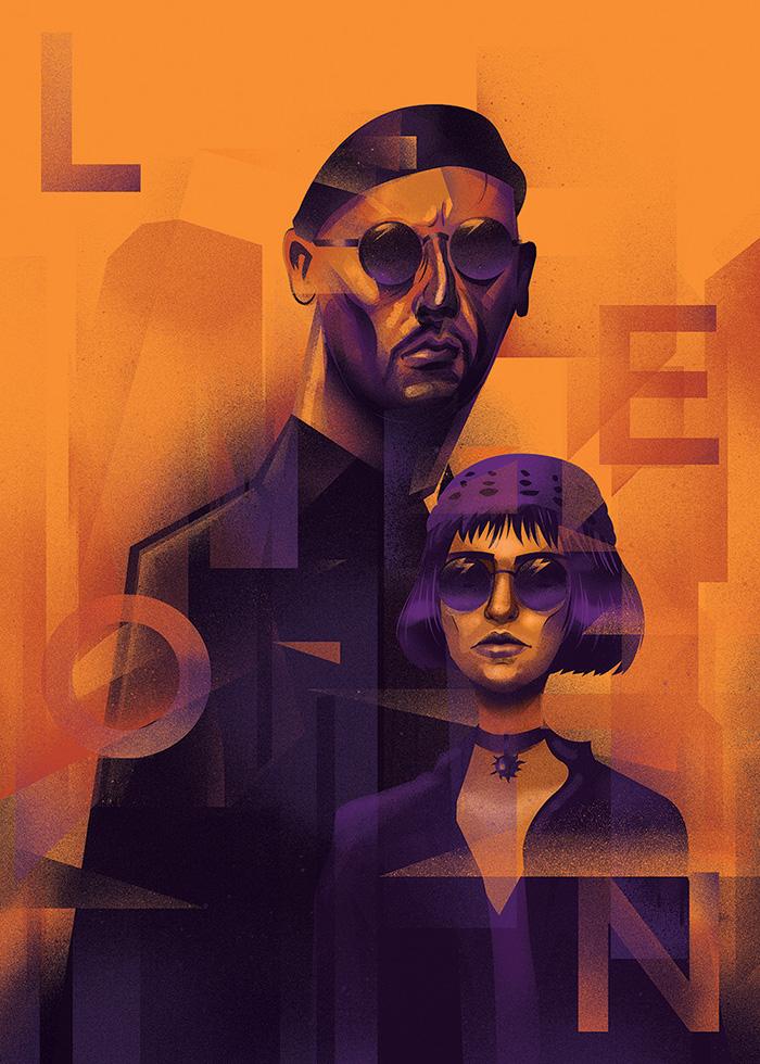 Leon by Malgorzata Wolska