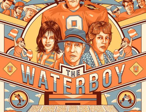 The Waterboy by Zach Gonzalez