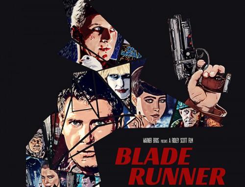 Blade Runner by Al Abbazia