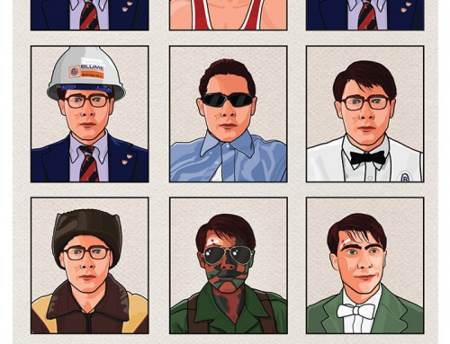 Rushmore by Chris Ayers