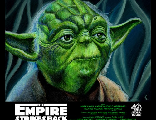 Star Wars: Episode V – The Empire Strikes Back by Stephen Campanella