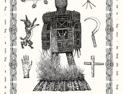The Wicker Man by Edward Dowell