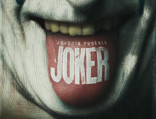 Joker by Nic Panayiotou