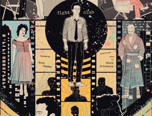 Fight Club by Raphael Kelly