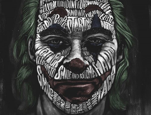 Joker by Peter Strain