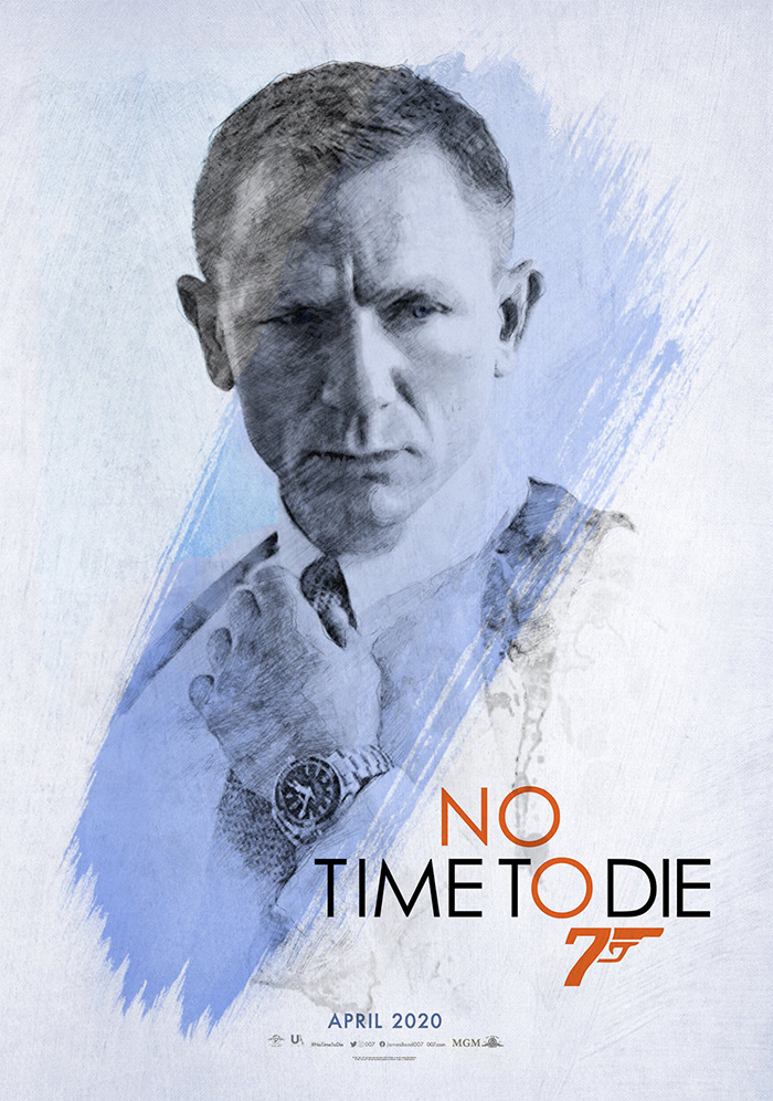 No Time To Die By Russell Walks Home Of The Alternative