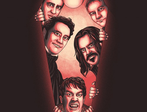 What We Do in the Shadows by Zach Gonzalez