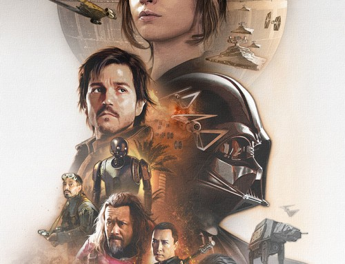 Rogue One by Steve Anderson