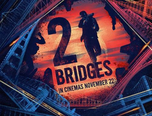 21 Bridges by B4 Abraham