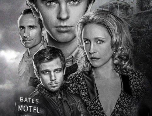 Bates Motel by Colm Geoghegan