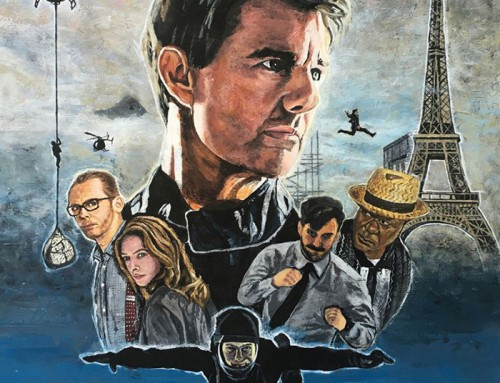 Mission: Impossible – Fallout by Matt Dammer