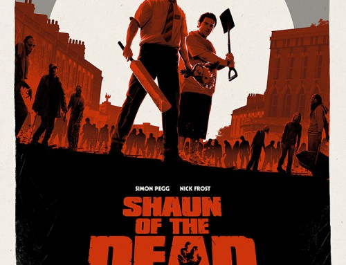 Shaun Of The Dead by Matt Ferguson