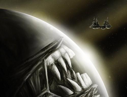 Alien by Chris Fraser
