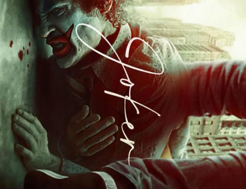 Joker by Jean Pierre Llanos Garcia
