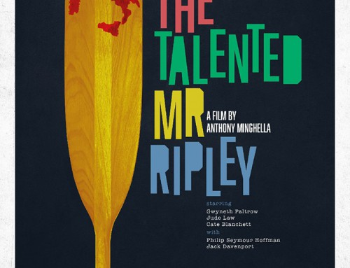 The Talented Mr. Ripley by Darryl Hartley