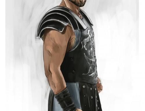 Gladiator by Javier