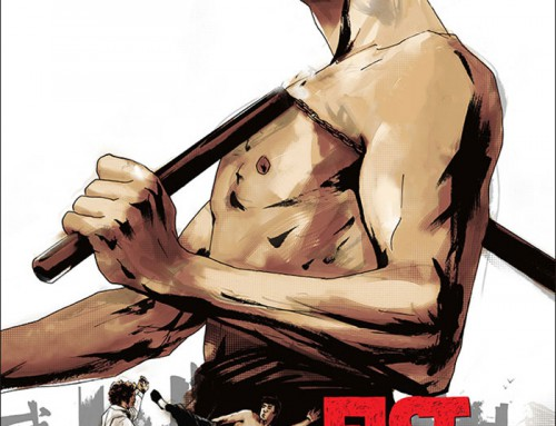 Fist of Fury by Jock
