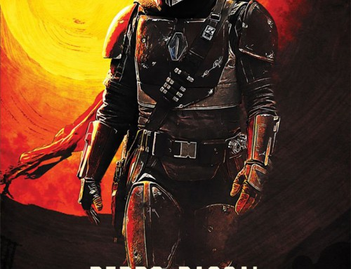 The Mandalorian by John Meyer