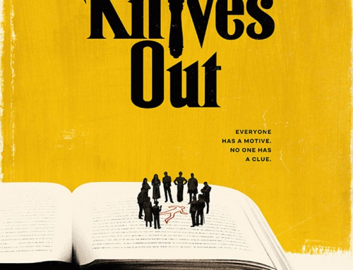 Knives Out by Phantom City Creative