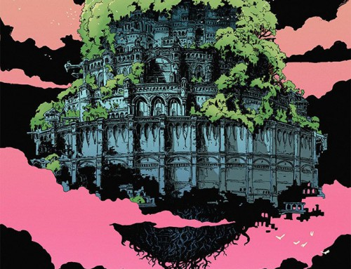 Laputa: Castle in the Sky by Michael Raaflaub
