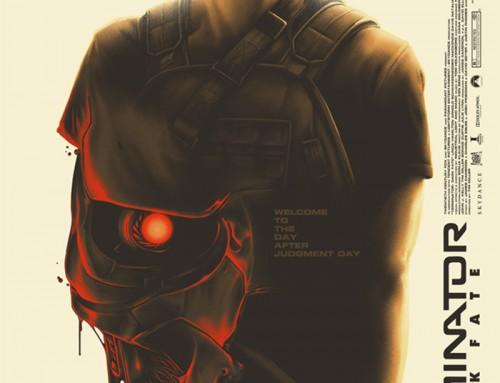 Terminator: Dark Fate by Matt Ryan Tobin