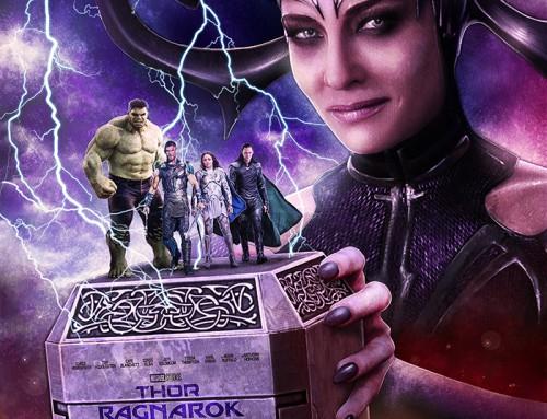Thor: Ragnarok by Kevin Wilson